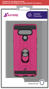 Lg Stylo 6 MM Ring Stand Pink