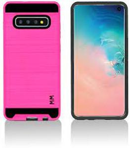 Samsung A21 MM Slim Dura Metal Pink