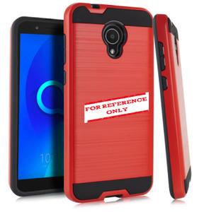 Samsung A21 MM Slim Dura Metal Red