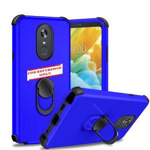 Samsung A21 MM Ring Hybrid Blue