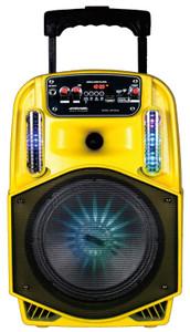 Max Power MPD 899L Speaker Yellow