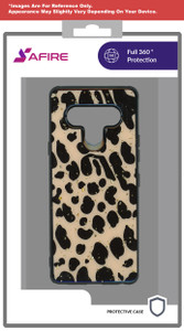 Samsung A21 MM Marble Case leopard