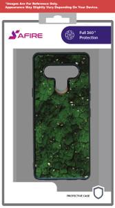 Samsung A21 MM Marble Case Jade