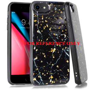 Samsung A01 MM Marble Black and Gold