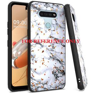Iphone 8plus/7plus MM Marble White Chrome