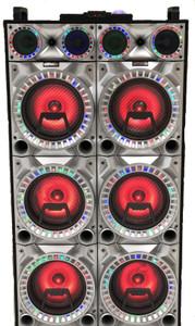 Max Power Speaker MPD1106L Gray
