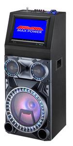 Max Power Speaker 121TS Black