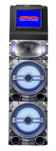 Party Speaker MPD 12201TS Grey With Wifi Screen 9""