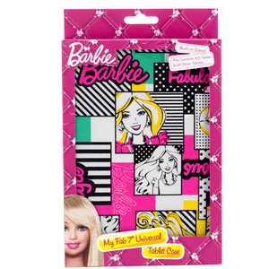 "Universal tablet case for alcatel tab joy 7"" Barbie"