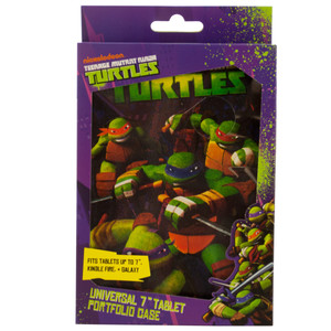 "Universal tablet case for alcatel tab joy 7"" Turtle"