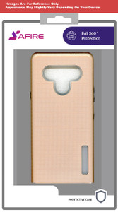 Lg K51 MM Deluxe Brushed Case Rose Gold