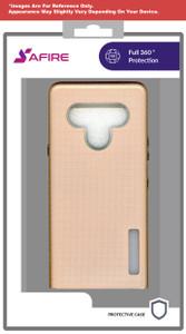 Lg Stylo 6 MM Deluxe Bushed Metal Case Rose Gold