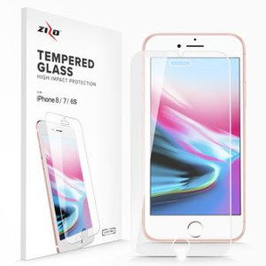 Iphone 7/8/SE 2020 Zizo Clear Tempered Glass