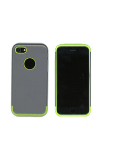Iphone 8/7/ SE 2020  MM Slim Armor Case Grey & Green