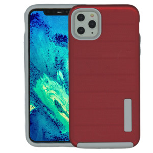 Iphone 11 Pro Max MM Deluxe Brushed Case  Red