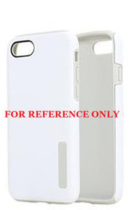 Lg K51 MM Deluxe Brushed Metal Case White
