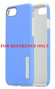 Lg K51 MM Deluxe Brushed Metal Case Blue