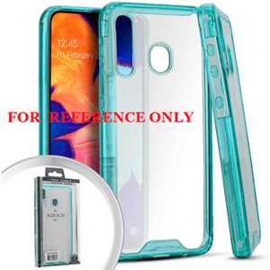 Samsung A01 MM Clear Proskinz Teal