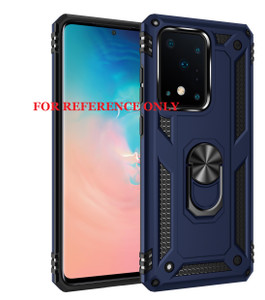 Samsung A21 MM Rugged Ringstand Navy Blue