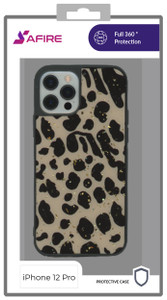 Iphone 12/12 Pro (6.1)  MM Marble Case Leopard