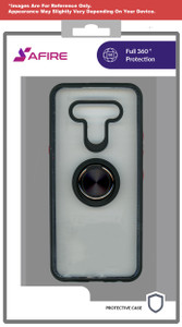 Motorola g Stylus Magnet Ring Stand Case Black