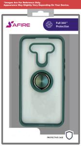 Motorola g Stylus Magnet Ring Stand Case Army Green