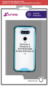 Lg K51 MM Prozkin Case Teal