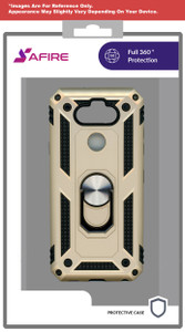 Lg Aristo 5+ MM Rugged Ringstand Gold