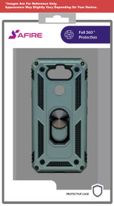 Lg Aristo 5+ MM Rugged Ringstand Army Green