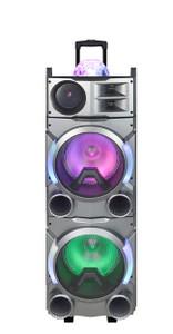 Party Speaker MPD10129B Gray