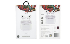 Bluetooth Ear Pods i-19 With Noise Cancelling Features