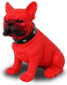 M208 Bulldog Bluetooth Speaker Red