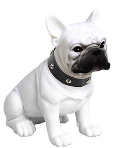 M208 Bulldog Bluetooth Speaker White