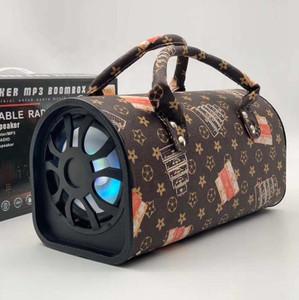 Hand Bag Design Speaker Brown Design