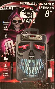 BLUETOOTH SPEAKER MARS PLS-2116