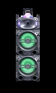 Bluetooth Party Speaker MPD122BH Black