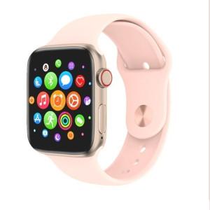Smart Watch T500 Rose Gold