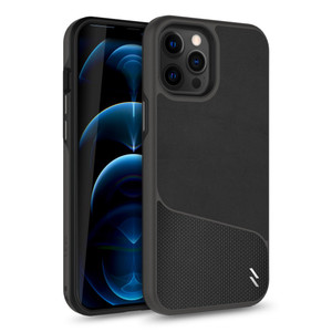 Iphone 12/12 Pro 6.1 Zizo Division Series Matte Dual Layer Case Black