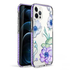 Iphone 12 Pro Max 6.7 Zizo Divine Series Lilac
