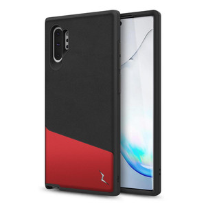 Samsung Note 10 Pro/Plus Zizo Division Series Case Black & Red