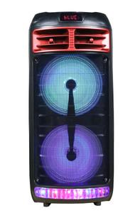 Bluetooth Karaoke Speaker Bamm-M2 MPD819 Red