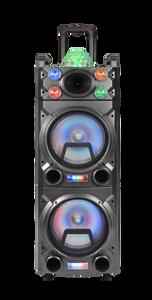 Party Speaker MPD1086B Gray
