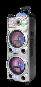 Party Speaker MPD1086B Silver