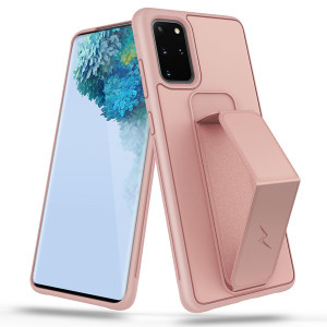 Samsung S20 Plus Zizo Grip Series Case Coral Pink