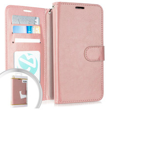 Samsung Note 20 MM Folio Wallet Rose Gold