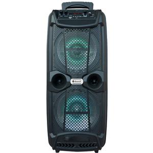 Ibastek 0840BM-BPEL Double 8 Inch Speaker Black