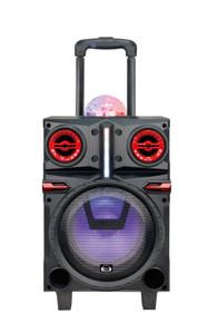 Bluetooth Karaoke Speaker Blaze MW-S313 Black