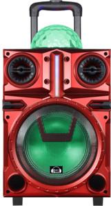 Bluetooth Karaoke Speaker Blaze MW-S313 Red
