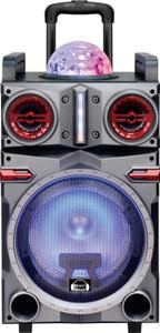 Bluetooth Karaoke Speaker Blaze MW-S313 Silver