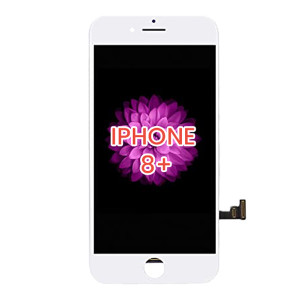 iPhone 8 Plus LCD with Touch And Back Plate White